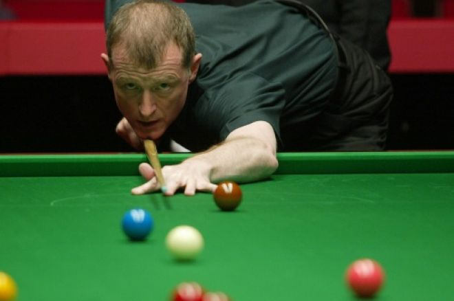 UK PokerNews Interview: Steve Davis 0001