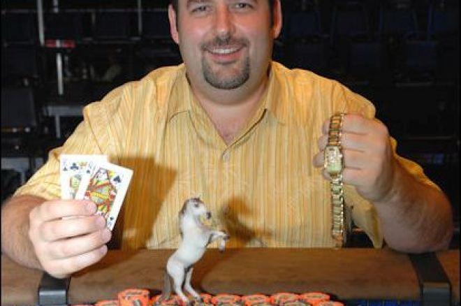 Ralph 'Rep' Porter wint Event #9 WSOP 2008 en Brummelhuis is out 0001