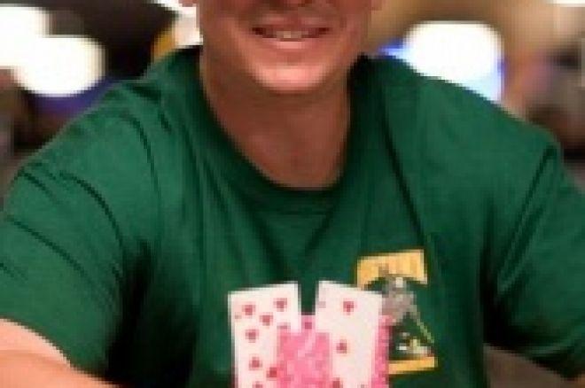 Jimmy Shultz vinner øvelse #12 $1,500 Limit Hold'em av WSOP 2008 0001