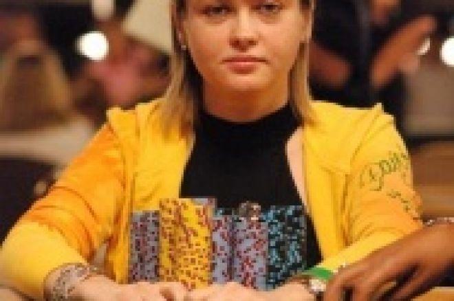 WSOP Ladiesturnier – Finaltisch steht fest; Svetlana Gromenkova als Chipleaderin 0001