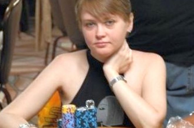 2008 WSOP Event #15 $1,000 Ladies Day 2:  Gromenkova Leads into Final 0001
