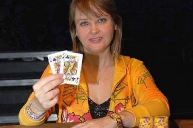 Svetlana Gromenkova wint $1,000 Ladies NL Hold'em World Championship + meer pokernieuws 0001