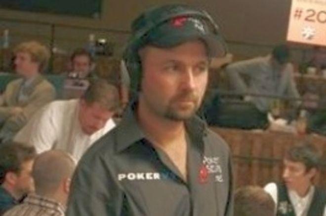 WSOP 2008 Turniej #20, $2,000 Limit Hold'em, Dzień 1: Negreanu w Czołówce 0001
