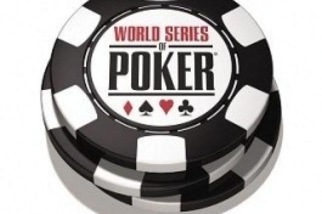 WSOP 2008: Zusammenfassung Event #21 und #22 0001