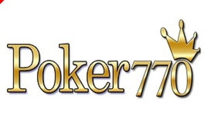 Poker 770 - Tournoi de poker gratuit 10.000$ dimanche 15 juin à 11h00 0001