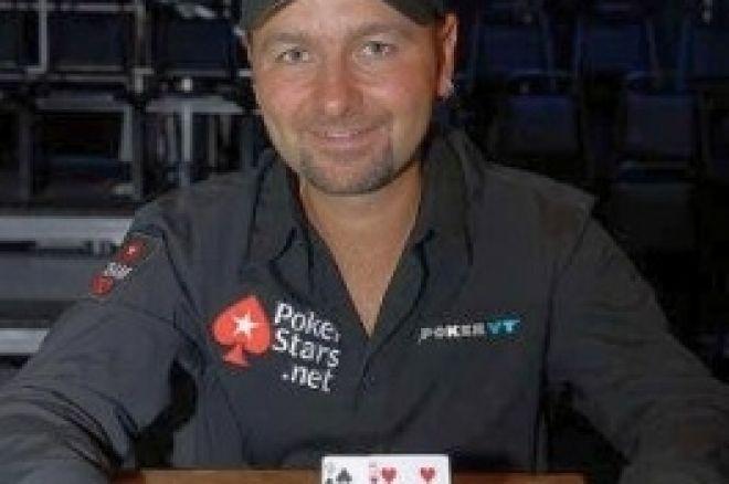 Résultats WSOP 2008 Tournoi 20 : quatrième bracelet pour Daniel Negreanu dans le 2.000 $... 0001