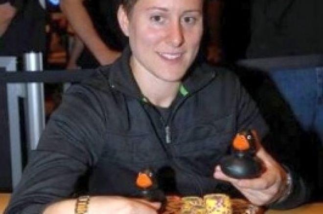 2008 WSOP Събитие #19 $1,500 Pot Limit Omaha: Vanessa Selbst Tриумфира 0001