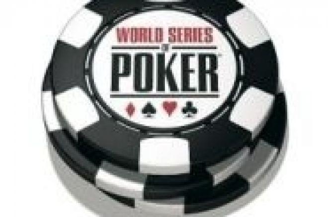 WSOP 2008: Zusammenfassung Event #26, #27 und #28 0001