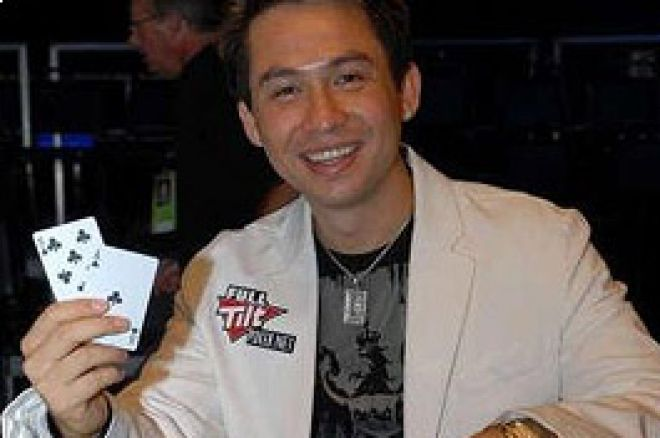 2008 WSOP Event #25 $10,000 Heads-Up No-Limit World Championship:  Kenny Tran Wins 0001