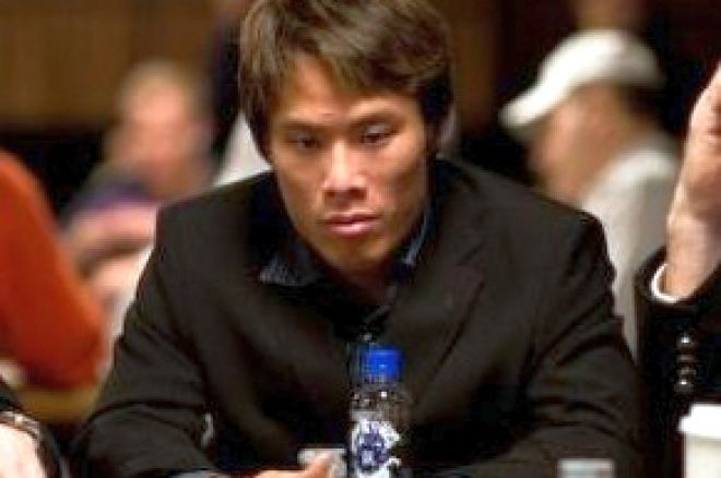 Event #30, $10,000 Limit Hold'em World Championship Day 1: JC Tran, Terrence Chan Lead Pack 0001
