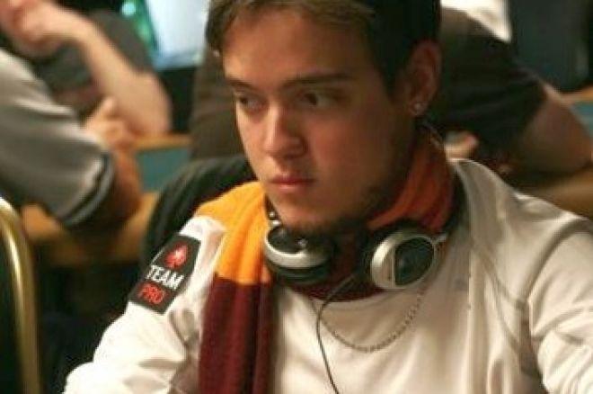 2008 WSOP Event #31, $2,500 NLHE Six Handed, Day One: Shahar, Minieri Lead Pack 0001