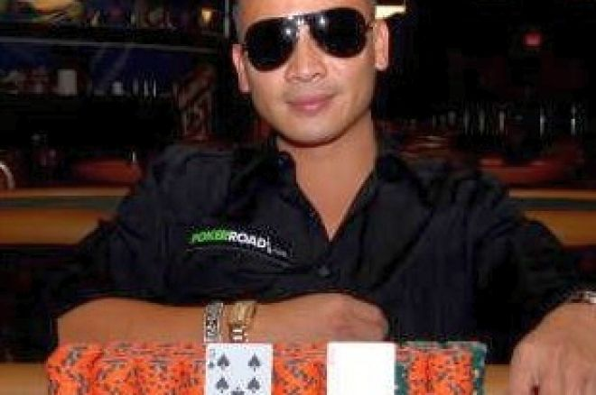 2008 WSOP Event #29 $3,000 No-Limit Hold'em: John Phan Claims First Bracelet 0001