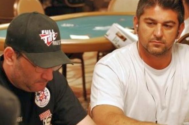 Event #33, $5,000 Stud Hi/Lo World Championship Day 1: Bunched Field in Opening Session 0001