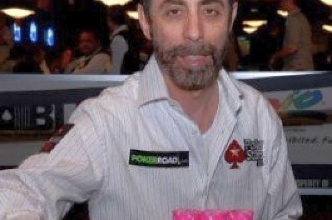 WSOP Event #26 - $1.500 Razz - Greenstein vinder tredje WSOP bracelet 0001