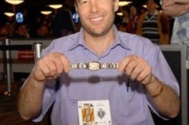 WSOP Event #27 - $1.500 NLHE - Lunkin vinder bracelet 0001