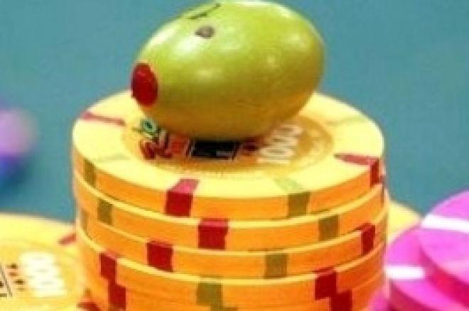 Skrót Dnia Na WSOP: 18 Czerwca 0001