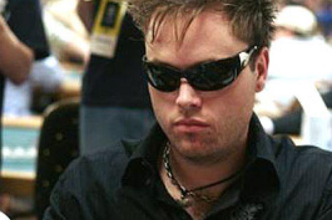 2008 WSOP Event #34 $1,500 PLO w/ Rebuys Day 2: Forrest, Flack Chase Kloeckner 0001