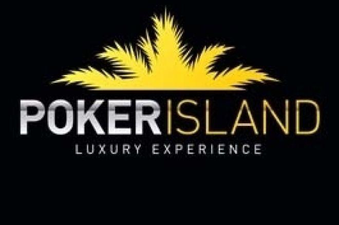 Poker Room이'Poker Island'의 TV 프로모션을 시작하는 승자는 $100,000의... 0001