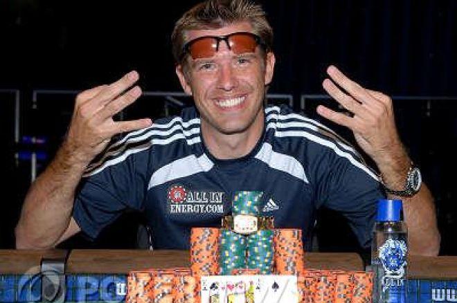 Layne Flack wint Event #34; Rocco zegeviert in toernooi #35 WSOP 2008 0001