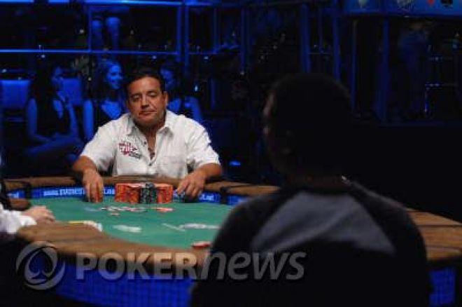 Résultats poker (WSOP 2008) Event 32 :  Soulier dans l'argent,  bracelet pour Luis Velador dans le 1.500$ No Limit Hold'em 0001