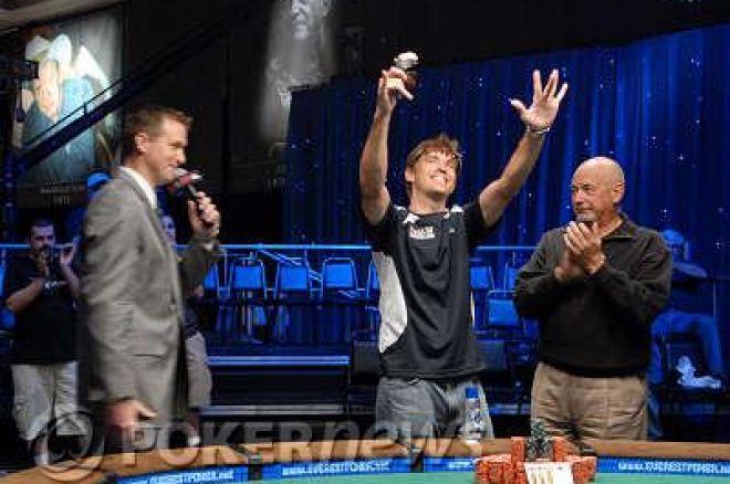 Résultats poker WSOP 2008 Tournoi 34 : bracelet pour Layne Flack dans le $1,500 Pot-Limit... 0001