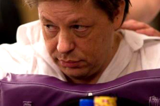 2008 WSOP Event #38, $2,000 Pot-Limit Hold'em Day 2: Von Halle Heads Final 0001