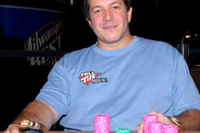 2008 WSOP Event #37 $10,000 Omaha Hi-Low Championship: Benyamine Wins First Bracelet 0001