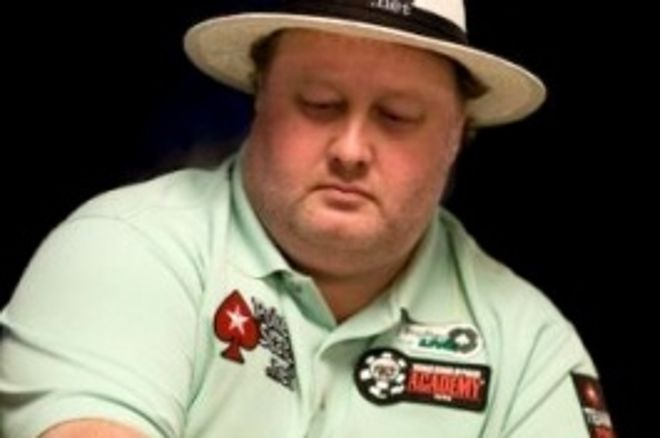 WSOP 2008 Turniej #40, $2,500 2-7 Triple Lowball, Dzień 1: Greg Raymer Na Prowadzeniu 0001