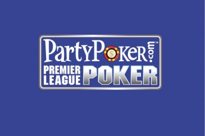 PartyPoker Premier League Final Starts Tomorrow (Tuesday) Night 0001
