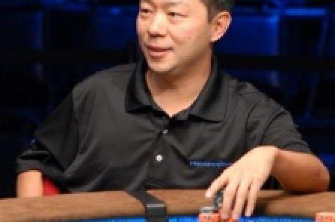 David Woo holt sich Bracelet bei Event #39 0001