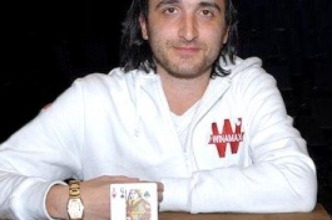 Турнир #38, пот-лимитный холдем $2,000: победа Давиди... 0001