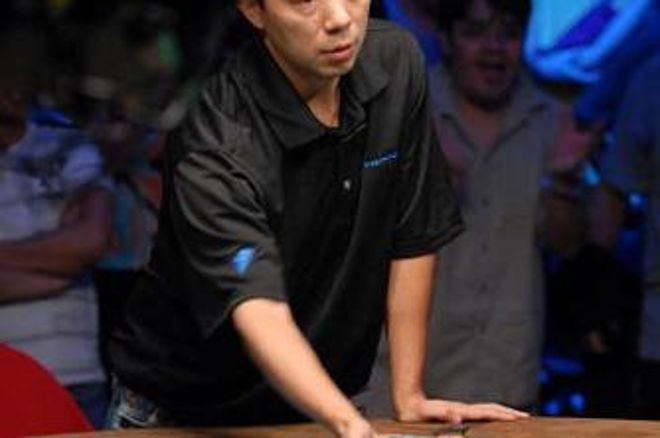 WSOP 2008 Tournoi 39 :  bracelet pour David Woo dans le 1.500$ No Limit Hold'em 0001