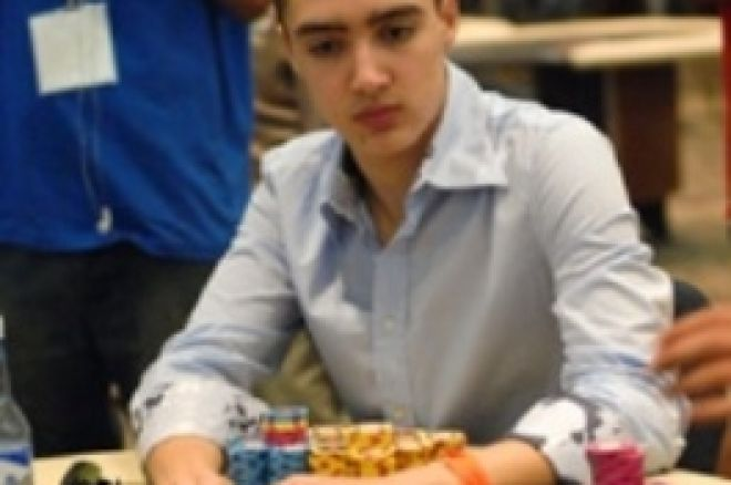 Spelen tegen vissen - Texas Hold'em cashgame strategie 0001