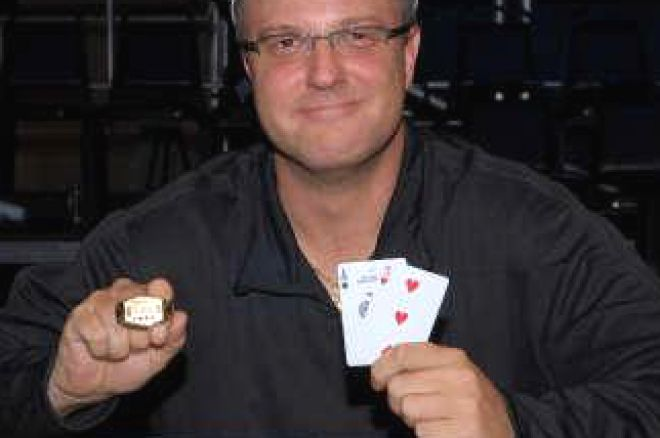 2008 WSOP Event #41 $1,500 Mixed-Limit Hold'em: Frank Gary Pulls Off Comeback 0001