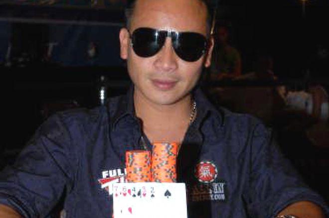 2008 WSOP Event #40 2-7 Triple Draw – John Phan Becomes Double Bracelet Winner 0001