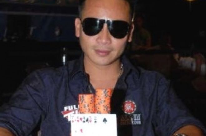 John Phan vinner nummer to med 'number two' i WSOP 2008 0001