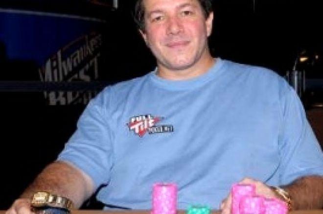WSOP 2008 Evento #37 10.000$ Campeonato del mundo de Omaha Hi-Lo: Benyamine gana su primer... 0001