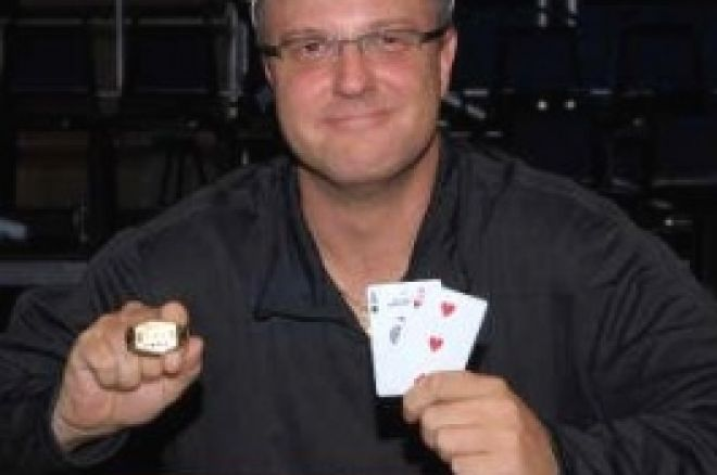2008 WSOP Събитие #41 $1,500 Mixed-Limit Hold'em: Ренесанс за Frank Gary 0001