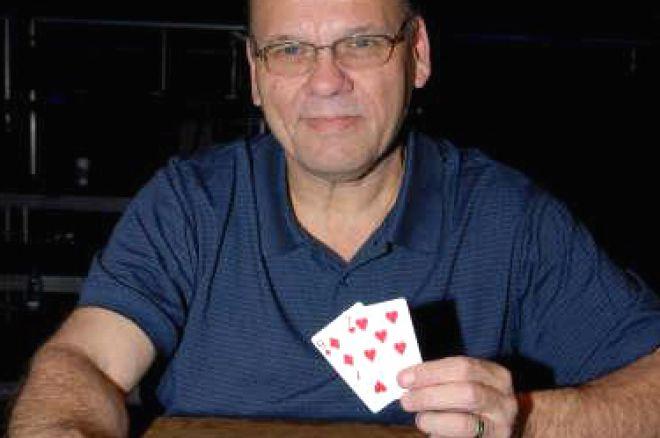 2008 WSOP Event #42 $1,000 Seniors NLHE World Championship: Dan LaCourse Wins 0001
