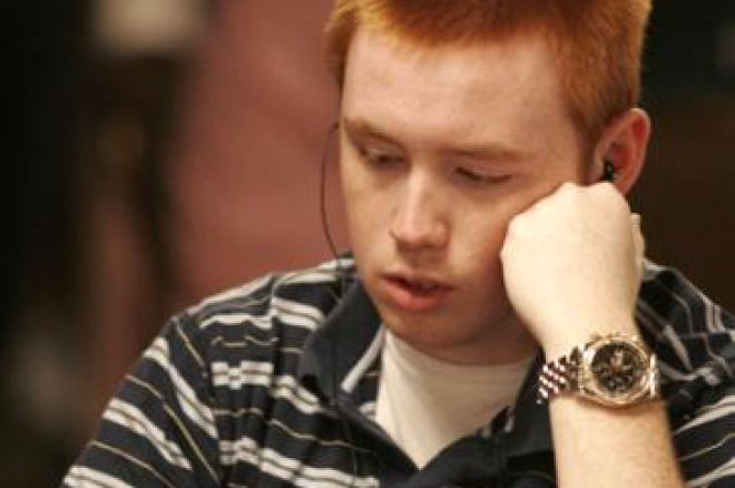 2008 WSOP $50,000 H.O.R.S.E. Day 1: 'Mig.com,' Reslock Early Leaders 0001