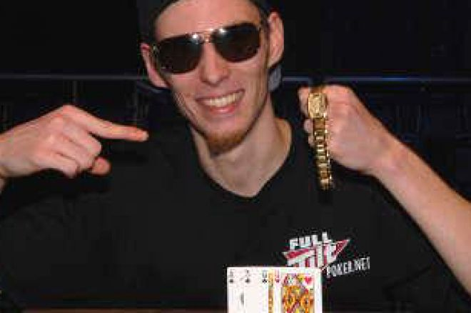 2008 WSOP Event #43 $1,500 Pot-Limit Omaha Hi/Low: Martin Klaser Claims Title 0001