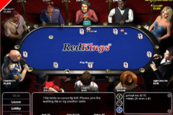 Red Kings Poker lance son championnat francophone par un tournoi gratuit 0001