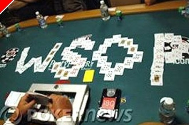 World Series of Poker 2008, shrnutí dění z 25. června 0001
