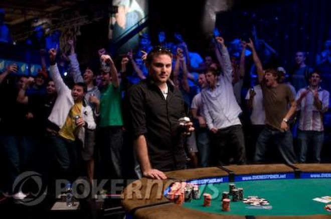 WSOP 2008 Event 44 : premier bracelet pour Max Greenwood dans le 1.000$ Rebuy No Limit Hold'em 0001