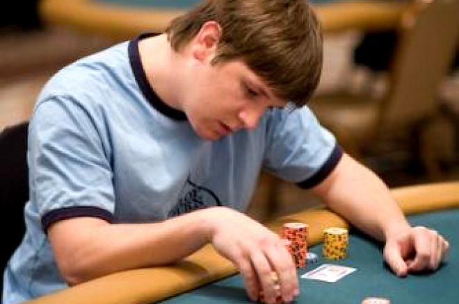 2008 WSOP Event #46, $5,000 No-Limit Hold'em Six-Handed: Lyndaker Heads Final 0001
