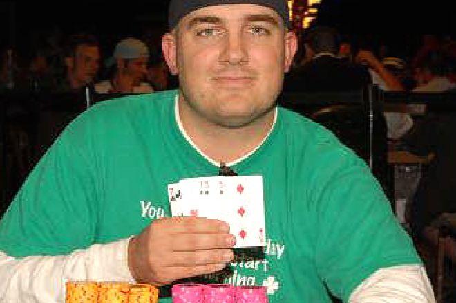 2008 WSOP Event #47 $1,500 Stud Hi/Low: Ryan Hughes Wins Second Bracelet 0001