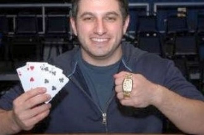 WSOP Event #28 - $5.000 Pot Limit Omaha w/rebuys – Phil Galfond vinder 0001