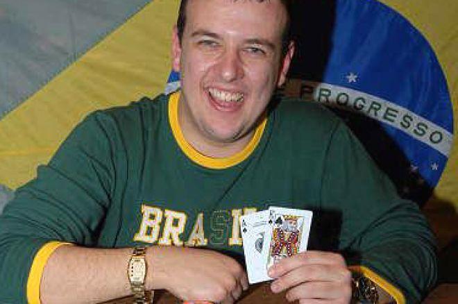 2008 WSOP Event #48, $2,000 No-Limit Hold'em: Alexandre Gomes Wins Bracelet 0001
