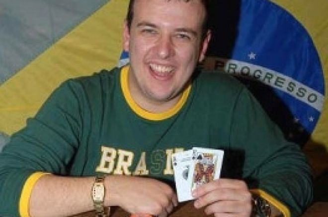 2008 WSOP Събитие #48, $2,000 No-Limit Hold'em: Alexandre Gomes Печели... 0001