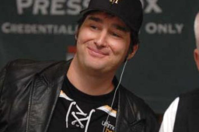 2008 WSOP Event #51, $1,500 H.O.R.S.E. Day 1: Phil Hellmuth Leads Field 0001